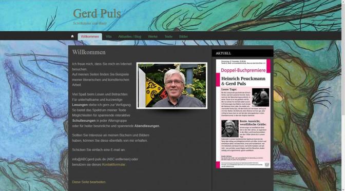 Gerd-Puls.de online
