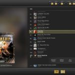 Albumplayer GoldTop Skin screenshot 2