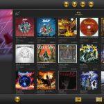 Albumplayer GoldTop Skin screenshot 3