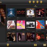 Albumplayer GoldTop Skin screenshot 5
